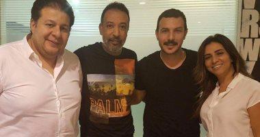"""باسل الخياط يشارك صناع مسلسل """"30 يوم"""" دراما رمضان 2018"""
