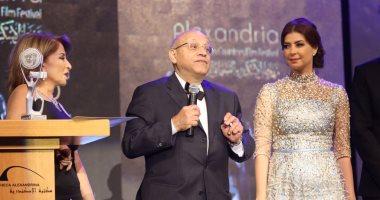 """سمير سيف: سعيد بحصولى على جائزة من """"مهرجان الإسكندرية"""" تحمل اسم نور الشريف"""