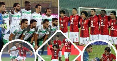 اهداف مباريات اليوم الخميس 12-10-2017 فى الدوري المصري