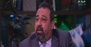 """مجدى عبد الغنى: """"اللى إحنا فيه دلوقتى عشان يروحوا يجيبوا اللى انا جبته"""""""