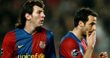 نجم برشلونة السابق: مبابى أفضل من ميسي!