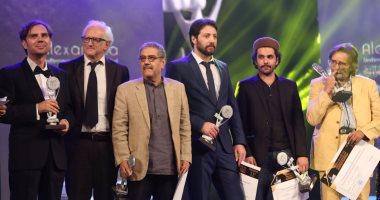 """فيلم """"أغسطينوس بن دموعها"""" يحصل على جائزة الإنجاز الفنى بمهرجان الإسكندرية"""