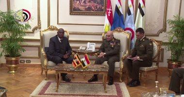 وزير أوغندى: الحكومة المصرية ساعدتنا فى التدريب على مكافحة الإرهاب