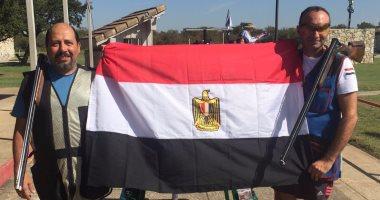 ربيع عبد الشفيع يحصد ذهبية جديدة لمصر فى بطولة أمريكا المفتوحة للرماية