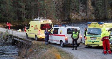 بالصور.. مصرع شخصين وفقدان آخر فى غرق مركب بالنرويج