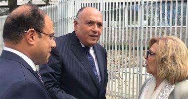بالفيديو.. مصر تعلن دعم مرشحة فرنسا فى انتخابات اليونسكو