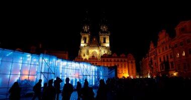 """انطلاق مهرجان الضوء فى العاصمة التشيكية """"براغ"""""""
