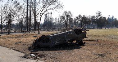 بالصور.. ارتفاع حصيلة ضحايا حرائق الغابات فى كاليفورنيا لـ31 قتيلا