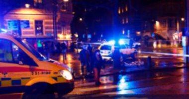 بالصور.. إصابات عديدة فى حادث إطلاق نار كثيف بالسويد