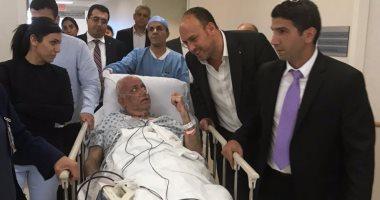 منظمة التحرير الفلسطينية: نجاح عملية زراعة الرئة للقيادى صائب عريقات