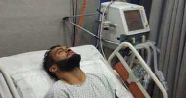 """هشام شحاتة من غرفة العناية المركزة: """"أنا مش ابن البطة السودا"""""""