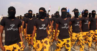 الجيش اليمنى يسقط طائرة استطلاع تابعة للحوثيين بصعده