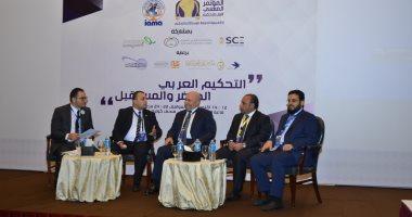 90 % من مؤسسات النقل البحرى العربية تديرها شركات أجنبية
