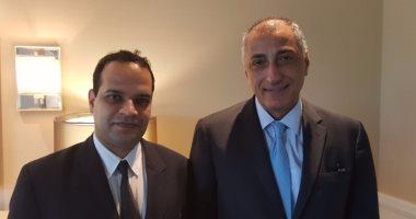طارق عامر: جاهزون لسداد 13 مليار دولار التزامات خارجية خلال 15 شهرا