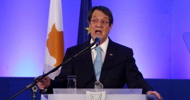 رئيس قبرص يؤكد دعمه لمبادرة الأمم المتحدة لاستئناف المفاوضات