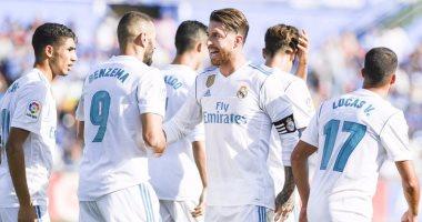 ريال مدريد يتحدى توتنهام فى دورى أبطال أوروبا