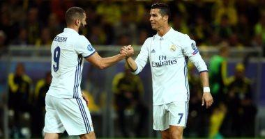 أخبار ريال مدريد اليوم عن 603 أهداف من توقيع الثنائى رونالدو وبنزيما -