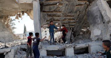 الجيش الإسرائيلى يقصف موقعًا لقوات النظام السورى قرب القنيطرة