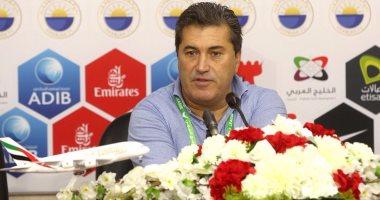 إقالة مدرب الأهلى الأسبق من تدريب الشارقة الإماراتى بعد 4 جولات