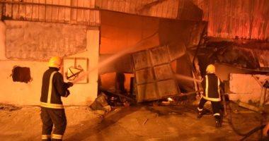 الحماية المدنية بسوهاج تسيطر على 3 حرائق بأماكن متفرقة دون حدوث إصابات بشرية