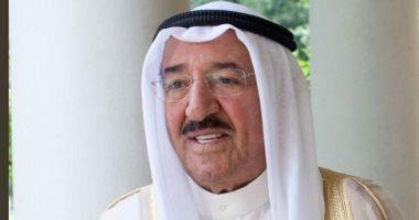 عاهل البحرين يتلقى برقية شكر من أمير الكويت