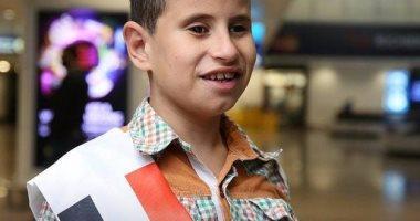 """الطفل المعجزة..""""عبد الله عمار"""" فقد بصره بالصغر وحفظ القرآن فى 100 يوم""""فيديو"""""""
