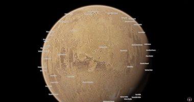 الآن يمكنك استكشاف القمر والكواكب عبر Google Maps -