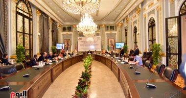 بالصور.. انعقاد اجتماع لجنة الطاقة بالاتحاد من أجل المتوسط داخل البرلمان المصرى