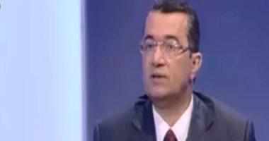 العميد جمال دياب مدير إدارة التخطيط والبحوث بقطاع السجون