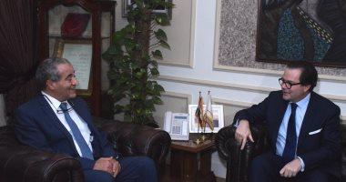 وزير التموين: مصر تطرح طلبات شراء القمح بالبورصات العالمية على أسس تنافسية