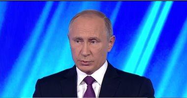 بوتين: هناك مقترح لعقد اجتماع لكل السوريين بمن فيهم الجماعات العرقية