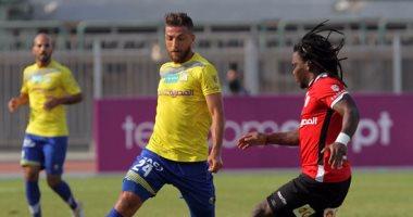 طنطا يفوز على النصر 2-1 فى الدورى