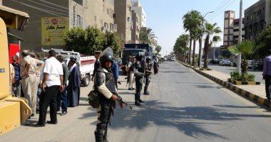 أمن قنا يشن حملة أمنية مكبرة لضبط تجار المخدرات بقرية الجمالية بمركز قوص