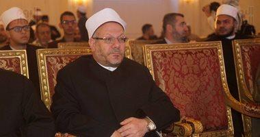 المفتى ينعى صف ضابط ومجندين استشهدوا فى مواجهات مع الإرهابيين فى سيناء