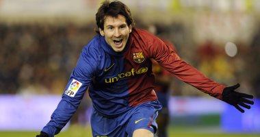 جول مورنينج.. ميسى يسجل هدفا رائعا فى سداسية برشلونة أمام مالاجا 2009