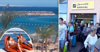 95 % زيادة فى أعداد السياح الفرنسيين لمصر مقارنة بـ2016