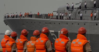 45 سفينة حربية وقارب وسفينة دعم تنضم للأسطول البحرى الروسى عام 2018