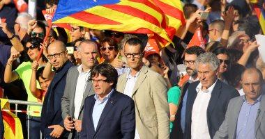 حزب رئيس كتالونيا المقال يعلن مشاركته فى انتخابات دعت إليها مدريد