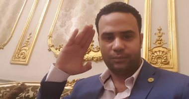 النائب محمود بدر يعلن نجاح تسليم أرض لإقامة محطة صرف صحى لـ7 قرى بعرب جهينة