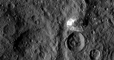 للمرة الثانية.. ناسا تمدد مهمة مسبار الفضاء Dawn على كوكب  سيرس  القزم -