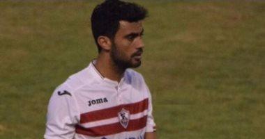 أحمد مجدى يخوض مرحلة التأهيل الأخيرة فى الجونة