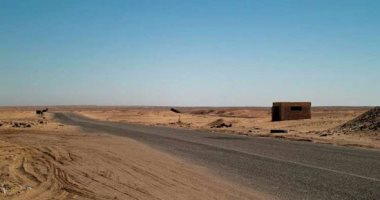 المرور يغلق طريق الواحات الصحراوى جزئيا بالاتجاهين لمدة شهر بسبب أعمال تطوير