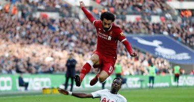 شاهد هدف محمد صلاح يمنحه رقما مميزا فى مباراة ليفربول