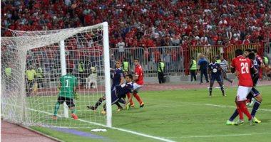 انطلاق مباراة الأهلى والنجم الساحلي في السلام بدوري الأبطال