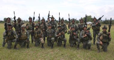 القوات الفلبينية تعتقل 9 سيدات على صلة بجماعة أبو سياف المسلحة
