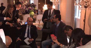 الرئاسة: السيسى وماكرون يشهدان17 اتفاقية.. والدفاع الفرنسية تقيم حفل عشاء