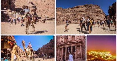 ارتفاع الدخل السياحى فى الأردن عام 2017 ليبلغ 4,6 مليار دولار