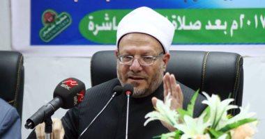المفتى يدين تفجير مسجد بالعريش: مرتكبوه تجردوا من كل صور الإنسانية
