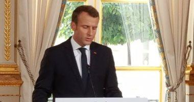 """ماكرون لـ""""حمدوك"""": فرنسا تدعم السودان لتحقيق السلام وتصحيح الأوضاع الاقتصادية"""