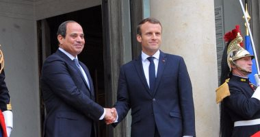 لحظة بلحظة.. زيارة الرئيس السيسي لفرنسا